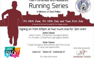 Peel Promenade and Headlands Running Series