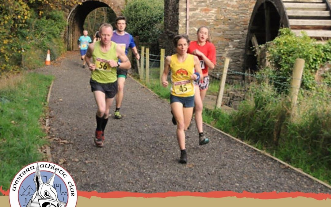 Western Athletic Club 10k Trial Run Series 2020 – Entry Form